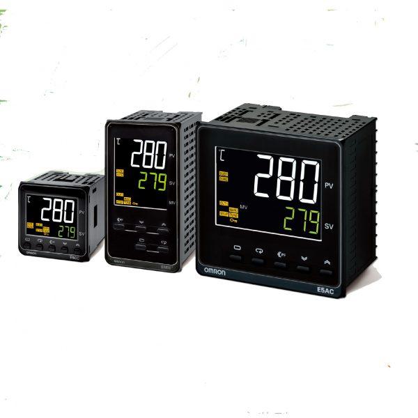 Bộ điều khiển nhiệt độ E5AC-CX3ASM-804