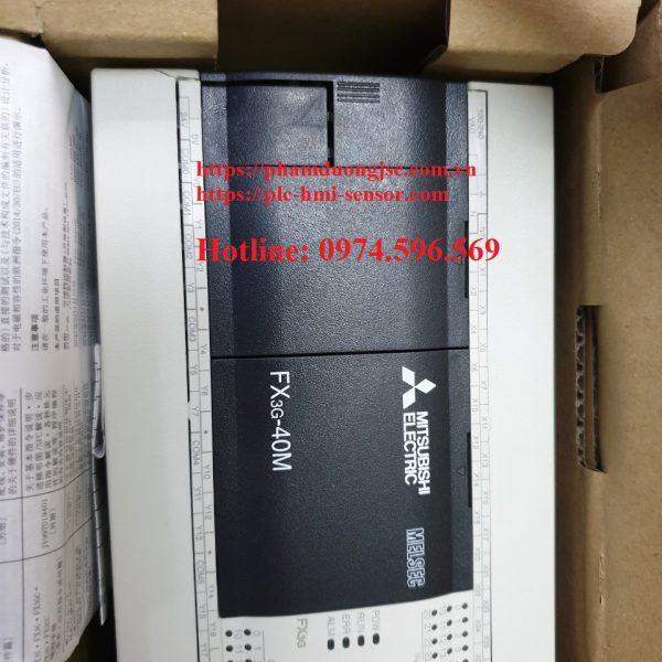 1PLC FX3G-40MR/ES-A